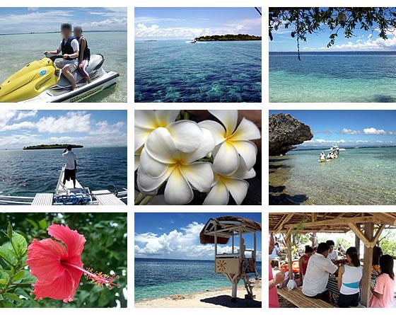 フィリピン セブ島の魅力アイランド・ホッピング