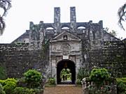 フィリピン セブ島の魅力サン・ペドロ要塞