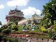 フィリピン セブ島の魅力道教寺院