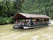 フィリピン セブ島の魅力ロボック川下り