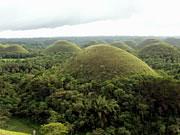 フィリピン セブ島の魅力チョコレートヒル
