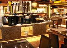 ウォーターフロントセブシティーホテルのレストラン