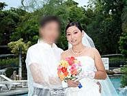 フィリピン・セブ島での結婚式1