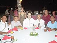 フィリピン・セブ島でのパーティー