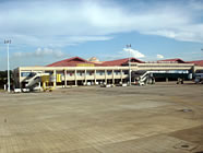 フィリピン・セブ島飛行場