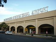 フィリピン・セブ島飛行場玄関