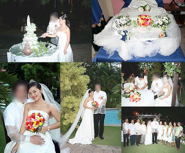 フィリピン・セブ島でのご結婚おめでとうございます3
