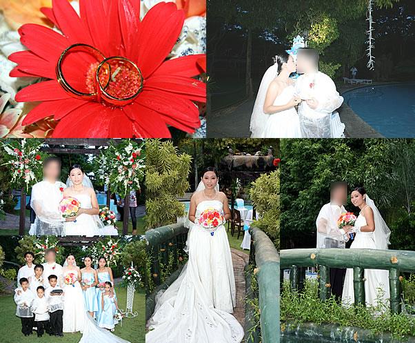 フィリピン・セブ島でのご結婚おめでとうございます4