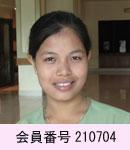 国際結婚相談所セブ・アイランド・クラブ女性会員210704
