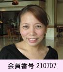 国際結婚相談所セブ・アイランド・クラブ女性会員210707